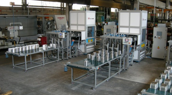 Alu Foil Tray production plant