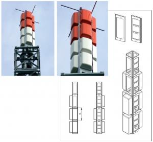 Telecomunication towers