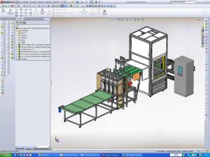 Complete machinery design
