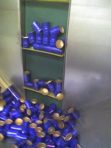 CAPS elevator